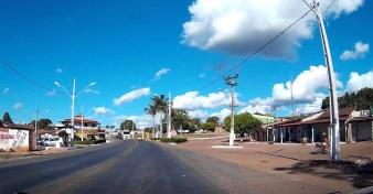 19 de Julho - Entrada da cidade — Cristópolis (BA) — 55 Anos em 2017.