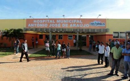 19 de Julho - Hospital Municipal — Cristópolis (BA) — 55 Anos em 2017.