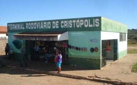 19 de Julho - Rodoviária — Cristópolis (BA) — 55 Anos em 2017.