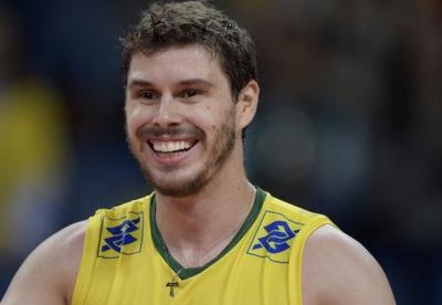 2 de Julho - 1986 – Bruno Rezende, jogador de voleibol brasileiro.