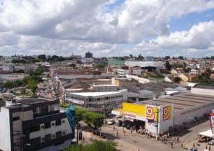 2 de Julho - Centro de Alagoinhas — Alagoinhas (BA) — 164 Anos.