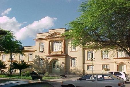 2 de Julho - Prefeitura — Alagoinhas (BA) — 164 Anos.