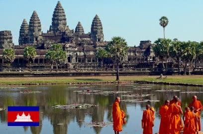 20 de Julho - 1954 – Independência do Camboja.
