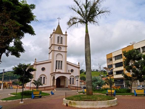 20 de Julho - Igreja Matriz — Camanducaia (MG) — 149 Anos em 2017.