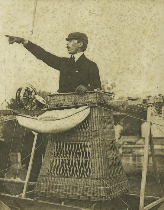 20 de Julho - Santos Dumont – 1873 – 144 Anos em 2017 – Acontecimentos do Dia – Foto 15.
