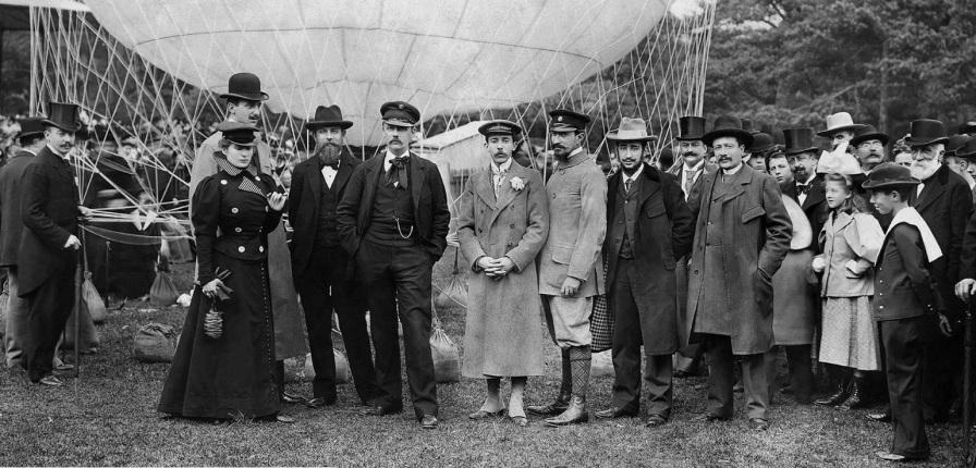 20 de Julho - Santos Dumont – 1873 – 144 Anos em 2017 – Acontecimentos do Dia – Foto 3.