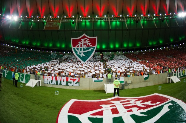 21 de Julho - 1902 - Fundação do Fluminense Football Club (Rio de Janeiro, Rio de Janeiro, Brasil).