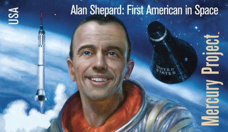21 de Julho - 1998 – Alan Shepard, astronauta norte-americano (n. 1923).