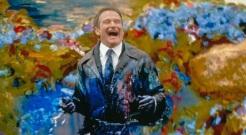 21 de Julho - Robin Williams - 1951 – 66 Anos em 2017 - Acontecimentos do Dia - Foto 14 - Em cena do filme 'Amor Além da Vida', de 1998.