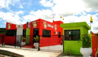 21 de Julho - Sede da rádio Maringá 98FM na cidade — Pombal (PB) — 155 Anos em 2017.