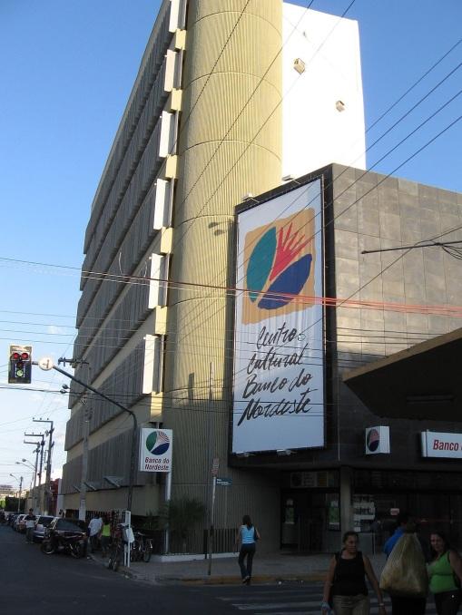 22 de Julho - Banco do Nordeste - Centro cultural — Juazeiro do Norte (CE) — 106 Anos em 2017.