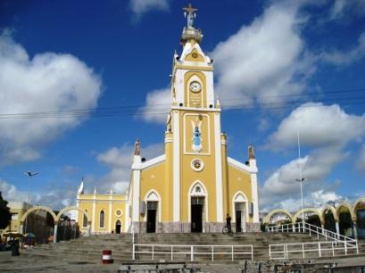 22 de Julho - Basílica Santuário de Nossa Senhora das Dores — Juazeiro do Norte (CE) — 106 Anos em 2017.