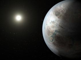 23 de Julho - 2015 — É anunciada a descoberta do Kepler-452b, um planeta gêmeo da Terra.