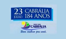 23 de Julho - Aniversário da cidade — Santa Cruz Cabrália (BA) — 184 Anos em 2017.