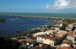 23 de Julho - Vista do alto — Santa Cruz Cabrália (BA) — 184 Anos em 2017.