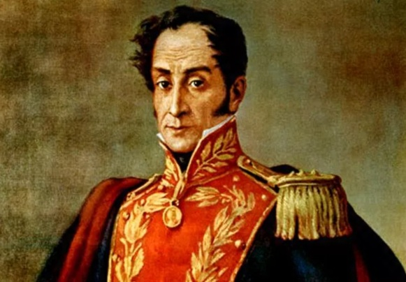 24 de Julho - 1783 – Simón Bolívar, líder político sul-americano (m. 1830).