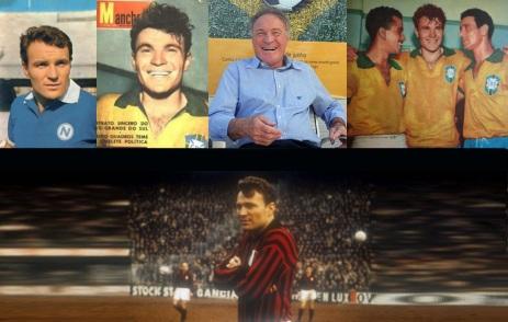 24 de Julho - 1938 — Mazzola, ex-futebolista ítalo-brasileiro.