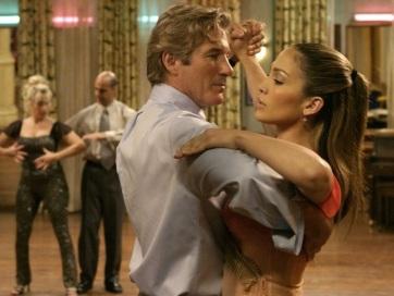 24 de Julho - Jennifer Lopez - 1969 – 48 Anos em 2017 - Acontecimentos do Dia - Foto 13 - Dançando com Richard Gere.