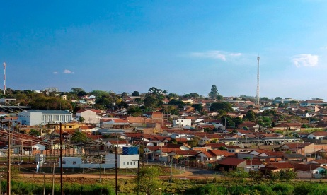 24 de Julho - Vista do Alto — Itatinga (SP) — 121 Anos em 2017.