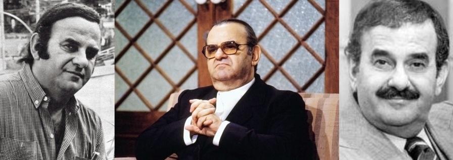 25 de Julho - 1920 — Felipe Carone, ator brasileiro.