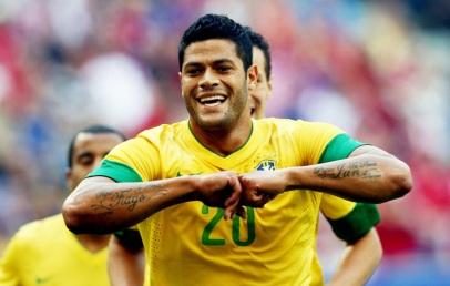 25 de Julho - 1986 — Hulk, futebolista brasileiro.