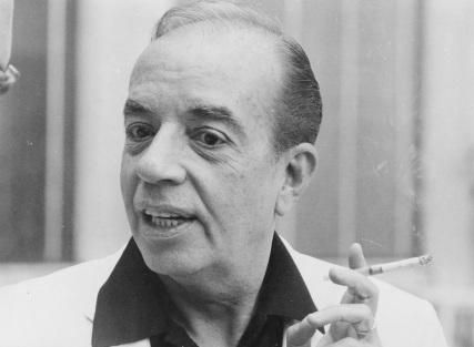 25 de Julho - 1986 — Vincente Minnelli, cineasta norte-americano e considerado um dos criadores do moderno musical.