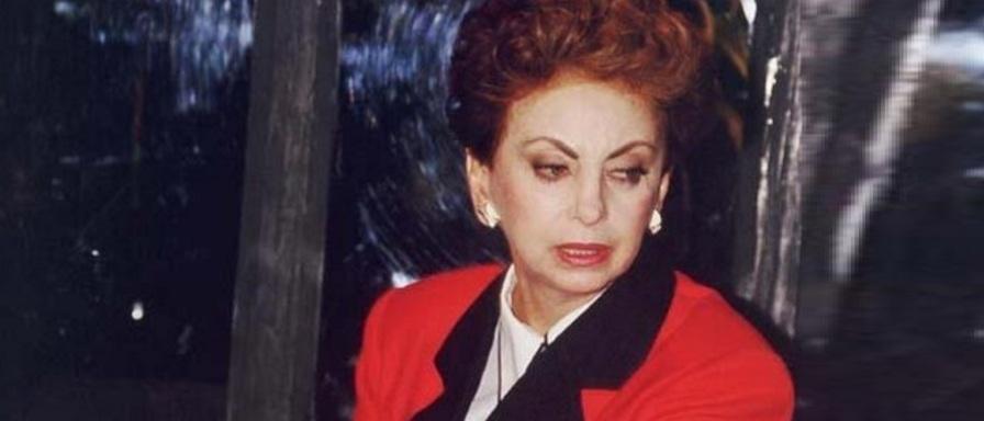 25 de Julho - Beatriz Segall, atriz brasileira.
