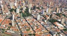 26 de Julho - Foto aérea da cidade — Sumaré (SP) — 149 Anos em 2017.