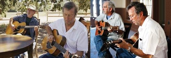 26 de Julho - JJ Cale e Eric Clapton