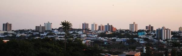 26 de Julho - Panorâmica da cidade — Sumaré (SP) — 149 Anos em 2017.