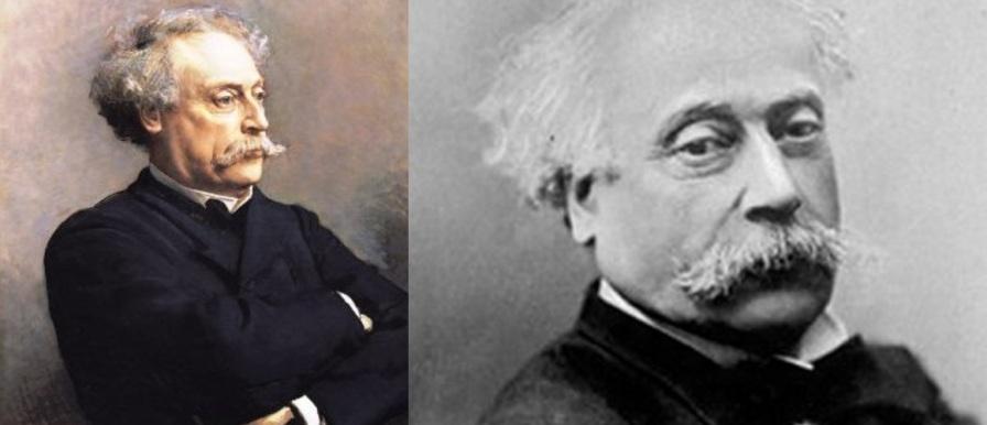 27 de Julho - 1824 – Alexandre Dumas Filho, escritor francês (m. 1895)