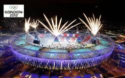 27 de Julho - 2012 – Abertura em Londres dos Jogos Olímpicos de Verão.