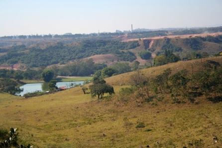 27 de Julho - Vista do Banhado — São José dos Campos (SP) — 250 Anos em 2017.