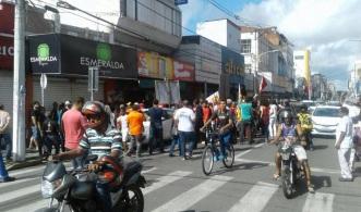 28 de Julho - Centro da cidade — Itabuna (BA) — 107 Anos em 2017.