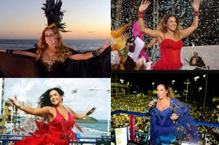 28 de Julho - Daniela Mercury - 1965 – 52 Anos em 2017 - Acontecimentos do Dia - Foto 11.