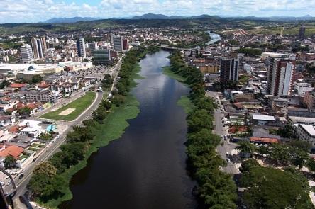 28 de Julho - Foto aérea da cidade — Itabuna (BA) — 107 Anos em 2017.