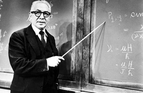 29 de Julho - 1898 — Isidor Isaac Rabi, físico estadunidense (m. 1988).