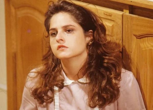 29 de Julho - Drica Moraes - 1969 – 48 Anos em 2017 - Acontecimentos do Dia - Foto 5 - Em 'Top Model', de 1989.