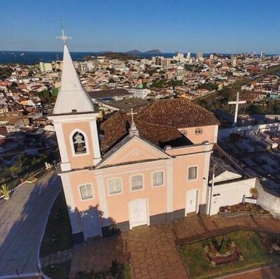 29 de Julho - Igreja de Sant'Ana — Macaé (RJ) — 204 Anos em 2017.