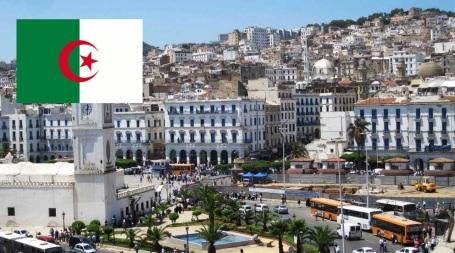 3 de Julho - 1962 - A Guerra da Argélia contra a França chega ao fim e é adotada a atual bandeira da Argélia.