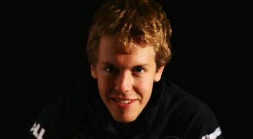 3 de Julho – Sebastian Vettel, piloto, alemão de Fórmula 1, em 05.07.2007.