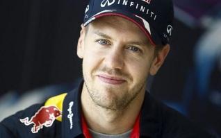 3 de Julho – Sebastian Vettel, piloto, alemão de Fórmula 1.