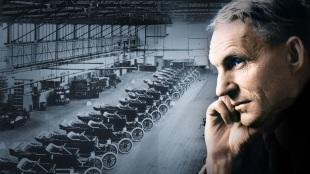 30 de Julho - Henry Ford.