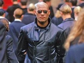 30 de Julho - Laurence Fishburne - 1961 – 56 Anos em 2017 - Acontecimentos do Dia - Foto 11 - Em 'Matrix'.