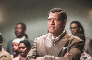 30 de Julho - Laurence Fishburne - 1961 – 56 Anos em 2017 - Acontecimentos do Dia - Foto 12 - Como Nelson Mandela.