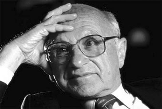 31 de Julho - 1912 — Milton Friedman, economista estadunidense, premiado com o Prêmio de Ciências Econômicas de 1976 (m. 2006).