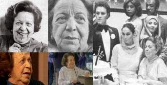 31 de Julho - Henriqueta Brieba - 1901 – 116 Anos em 2017 - Acontecimentos do Dia - Foto 5.