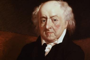 4 de Julho – 1826 – John Adams, político norte-americano (n. 1735).
