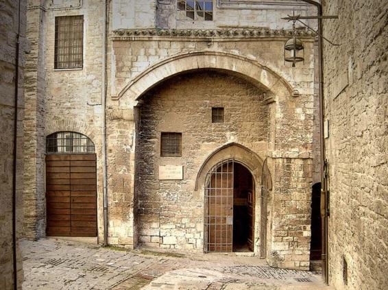 5 de Julho – Casa onde Francisco nasceu, Assis.