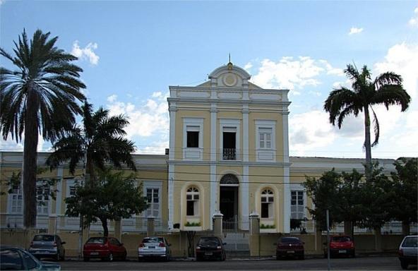 5 de Julho – Fachada da Santa Casa de Misericórdia — Sobral (CE) — 244 Anos em 2017.